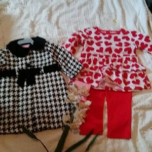 2 Kids Outfits Lots